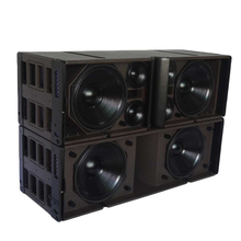 K1 Dubbele 15 inch <span class=keywords><strong>3</strong></span> Manier Actieve DSP Line Array Luidsprekers met ks28 sb28 Dual 18 inch <span class=keywords><strong>subwoofer</strong></span> neodymium drivers en woofer