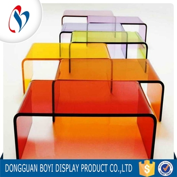 Table Basse En Acrylique Transparent En Plexiglas Pour Meubles Modernes En Cristal Buy Table Basse En Acrylique Transparent Meubles En Acrylique Table Basse En Acrylique Product On Alibaba Com