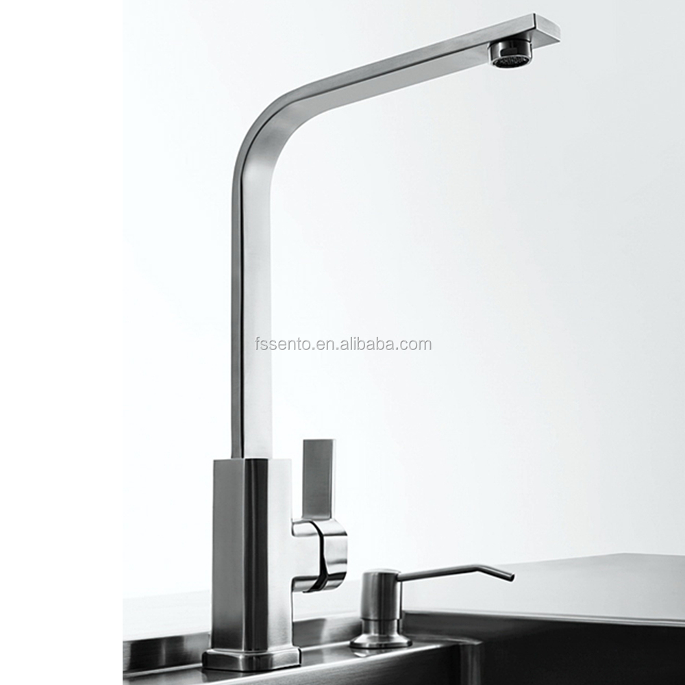 sento great quality stainless steel fitting kitchen sink mixer tap cheap price - Kitchen Sinks Cheap Prices