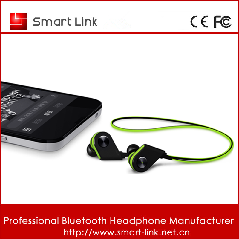 Headphone bluetooth stereo mini lightweight running headsets