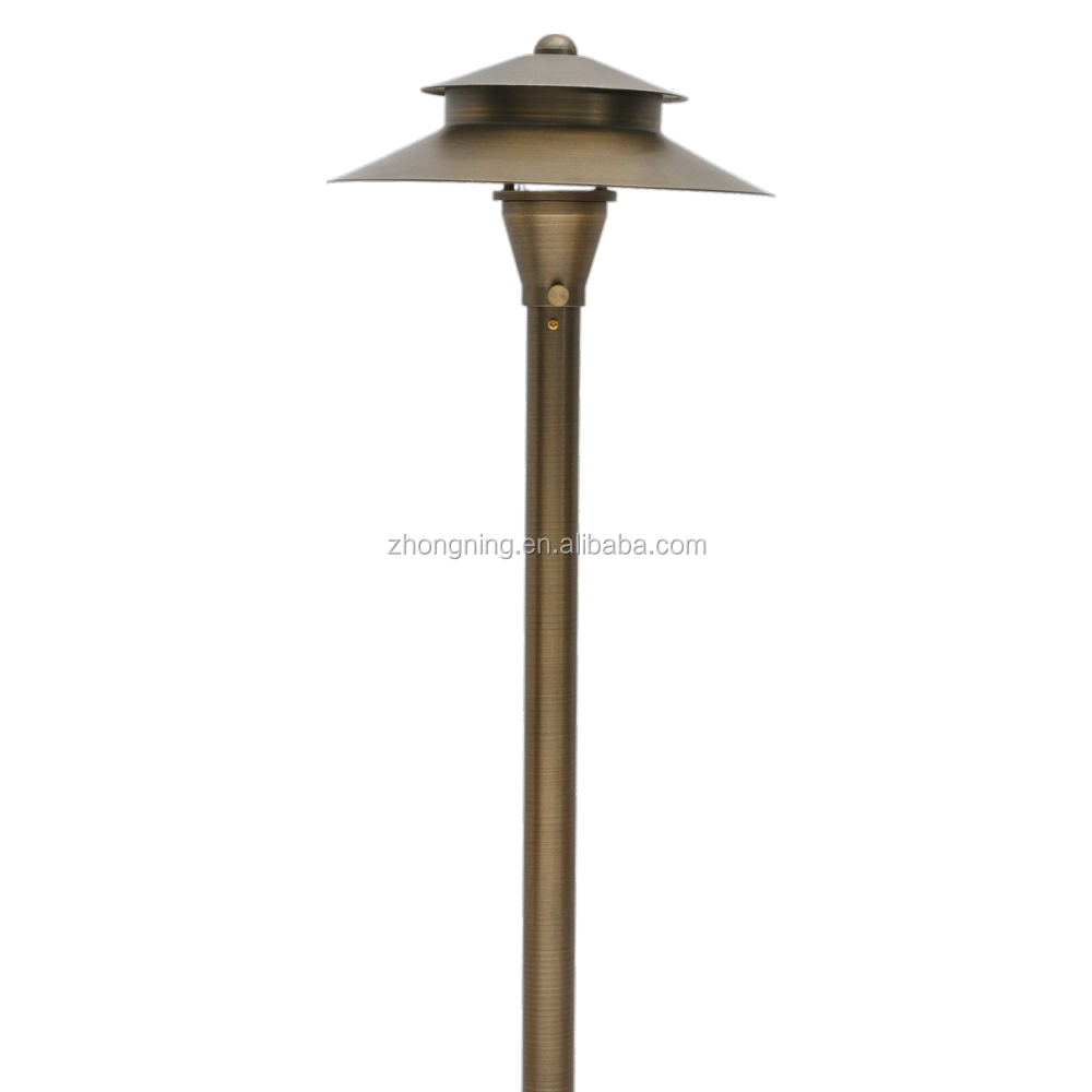 Used Light Poles : Outdoor light reflector landscape path lights used street