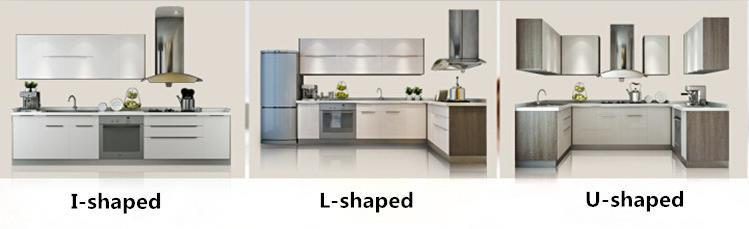Vinyl Wrapped Kitchen Cabinet Doors With Mdf Material China