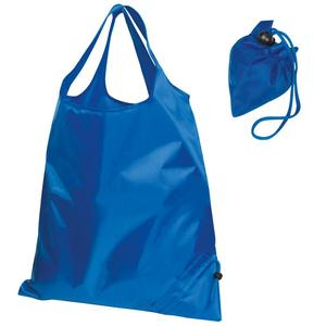 high quality eco pouch waterproof folding nylon foldable polyester tote shopping bag