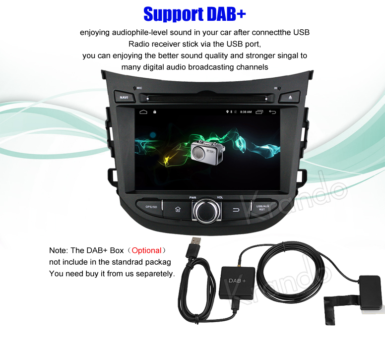 for hyundai hb20 navigation system