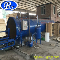 Wood Drying Kiln Timber Vacuum Dryer Machine for Sale