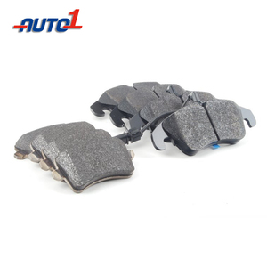 Heavy Duty WVA 29115 Truck Bus Parts Disc Brake Pad with E11 Certificate