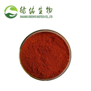 Factory Price Natural Astaxanthin 5% Powder CAS NO 472-61-7