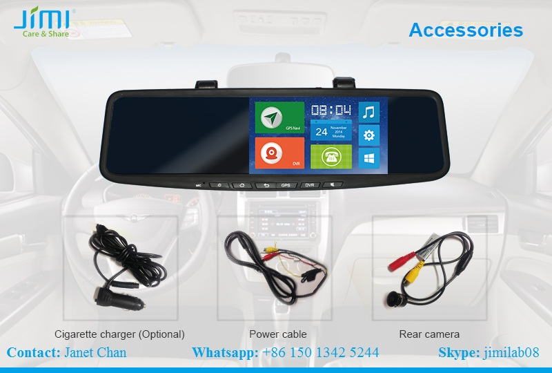 OE-STYLE GPS NAVIGATION, BLUETOOTH & BACK-UP CAMERA falcon zero dash ca