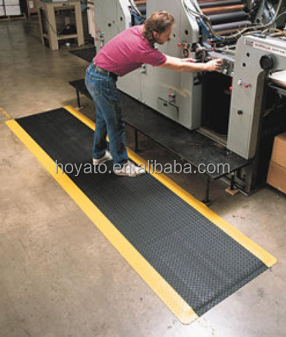Wholesale HOYATO high quality cheap ESD Anti Fatigue antistatic Floor Mat