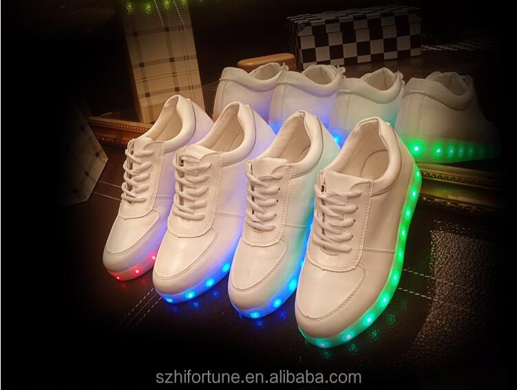 led schoenen led verlichting voor schoenen led light up kids schoenen