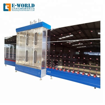 2018 China manufacturer supply Vertical Glass Washing Machine