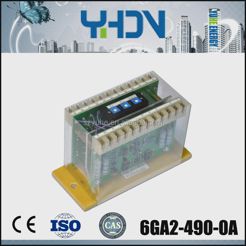 China brand High/low voltage stabilizer AVR 6GA2-490-0A