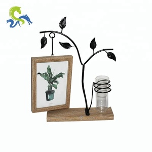 2018new ink picture moving wooden photo frame