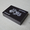 carbon fiber playing cards , perfect fashion playing cards, custom poker cards