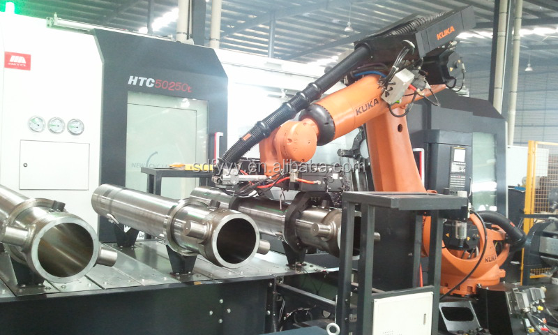 Hydraulic Lifting Ram Used For Loaders Forklift