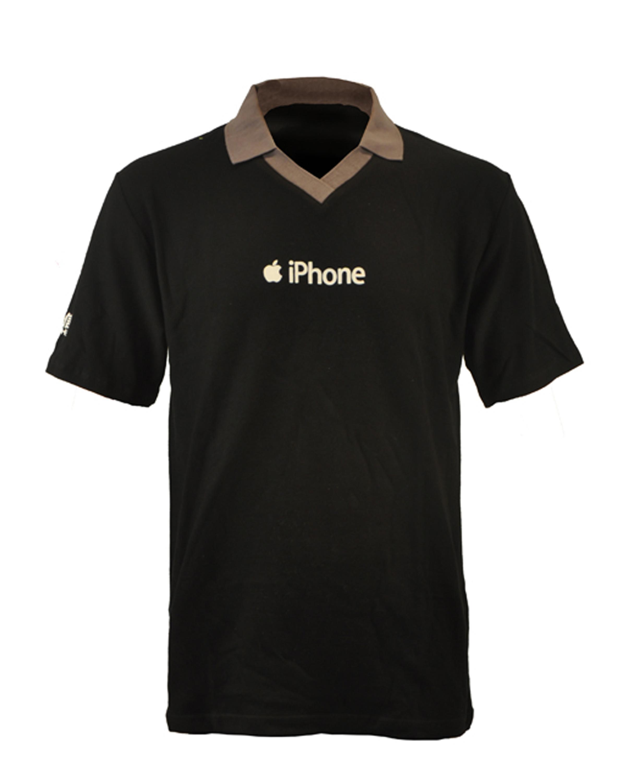 New Designer 200gsm Cotton Tee Shirt Printed Work Uniform Polo