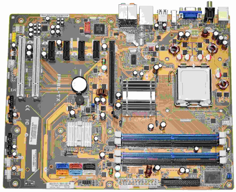 5189-0477 HP Burbank-GL8E Asus IPIBL-TX Intel Desktop Motherboard s775