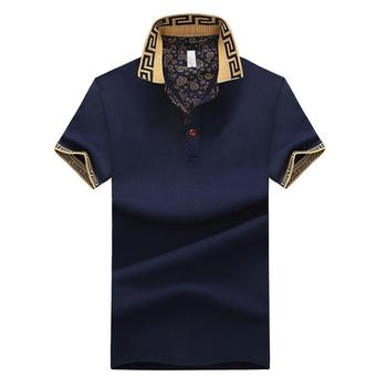 Online Shipping clothing custom men t shirts Polo Shirt