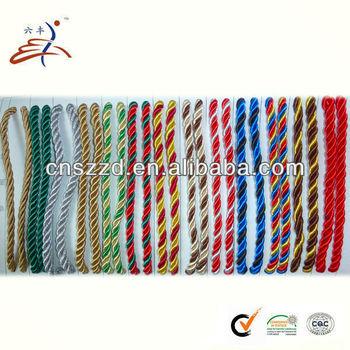 Metallic Twisted Cord Decorative Cord Braided Cord For Decoration Buy Metallic Twisted Cord Decorative Cord Metallic Cord Product On Alibaba Com