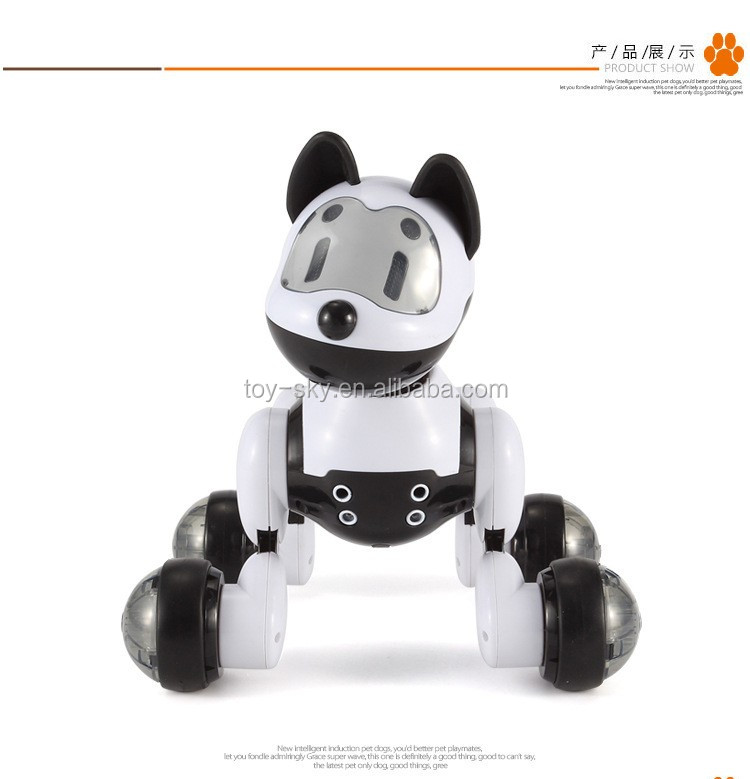Toys That Move : Children dog cat move kids electric toys china robot