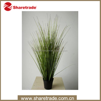 hot sale indoor decorative plants artificial onion grass