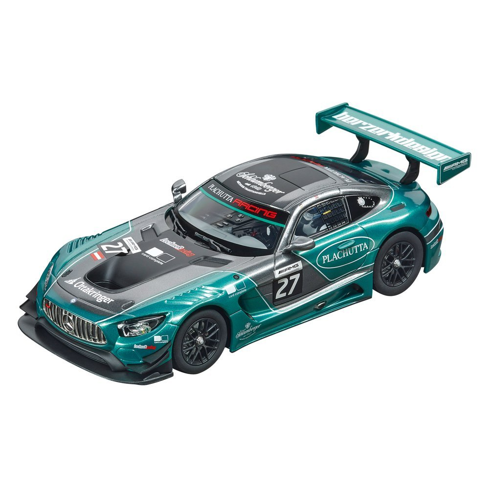 Get Quotations · Carrera 30783 Digital 132 Slot Car Racing Vehicle -  Mercedes AMG GT3 Lechner Racing, No
