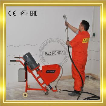 Ez Renda Wall Painting Machine With Spray Putty Powder For India View Wall Painting Machine Product Details From Ez Renda Construction Machinery