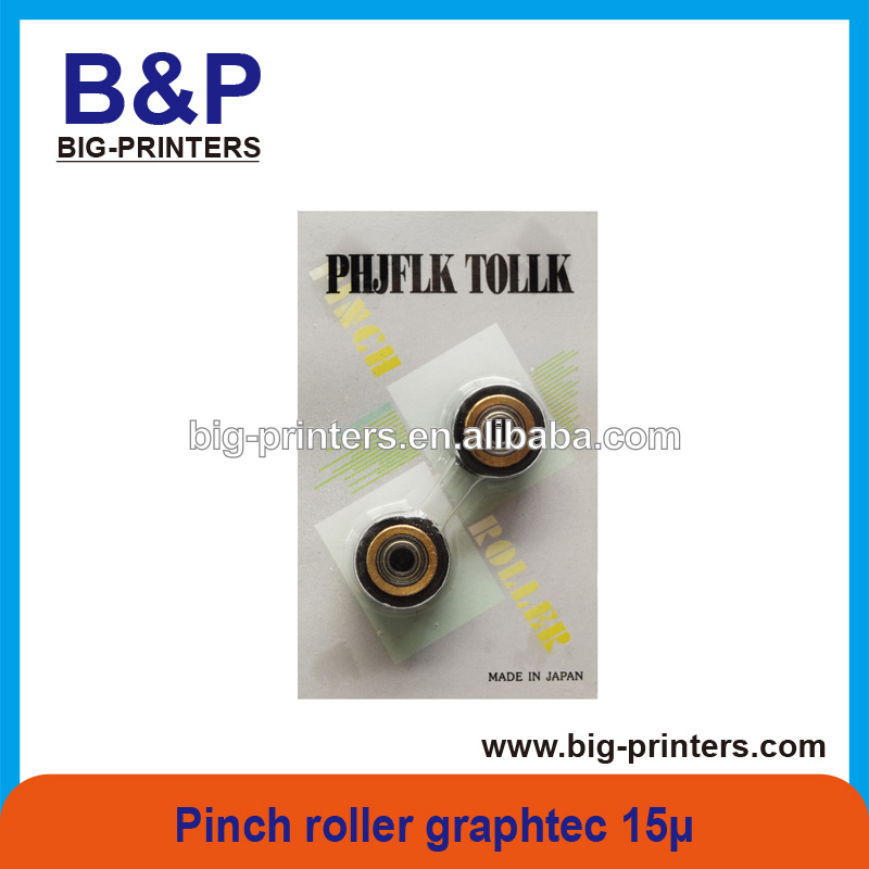 High quality ! Inkjet Printer Spare Parts Roller graphtec 15u Pinch roller