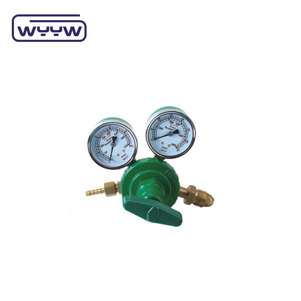 CO2 gas regulator made in Qingdao China