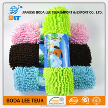 Microfiber water super absorbent pet towel microfiber towels for pets