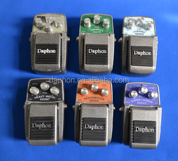 Promoting Daphon Heavy Metal Effect pedal E20MT