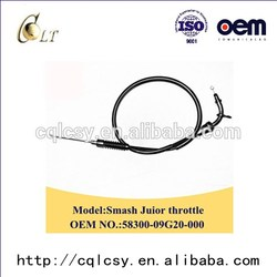 cheaper bulk bajaj ct100 throttle cable