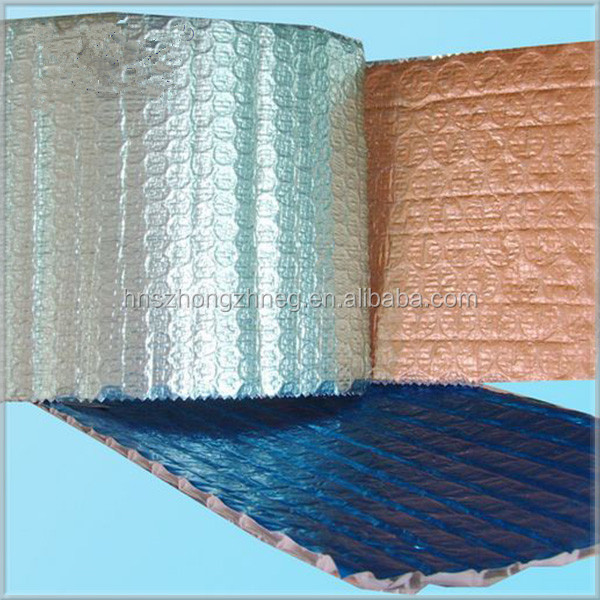 Reflective Rolls /Foil Bubble Radiant Barrier Insulation