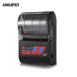 MTP-II 58MM bluetooth mobile thermal printer for retail