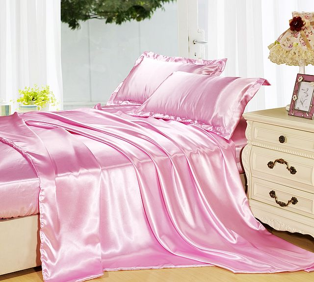 OEM ODM 100% silk bedding <strong>set</strong> Twin size 16.5mm silk duvet cover Flat Sheet fitted sheet pillowcases