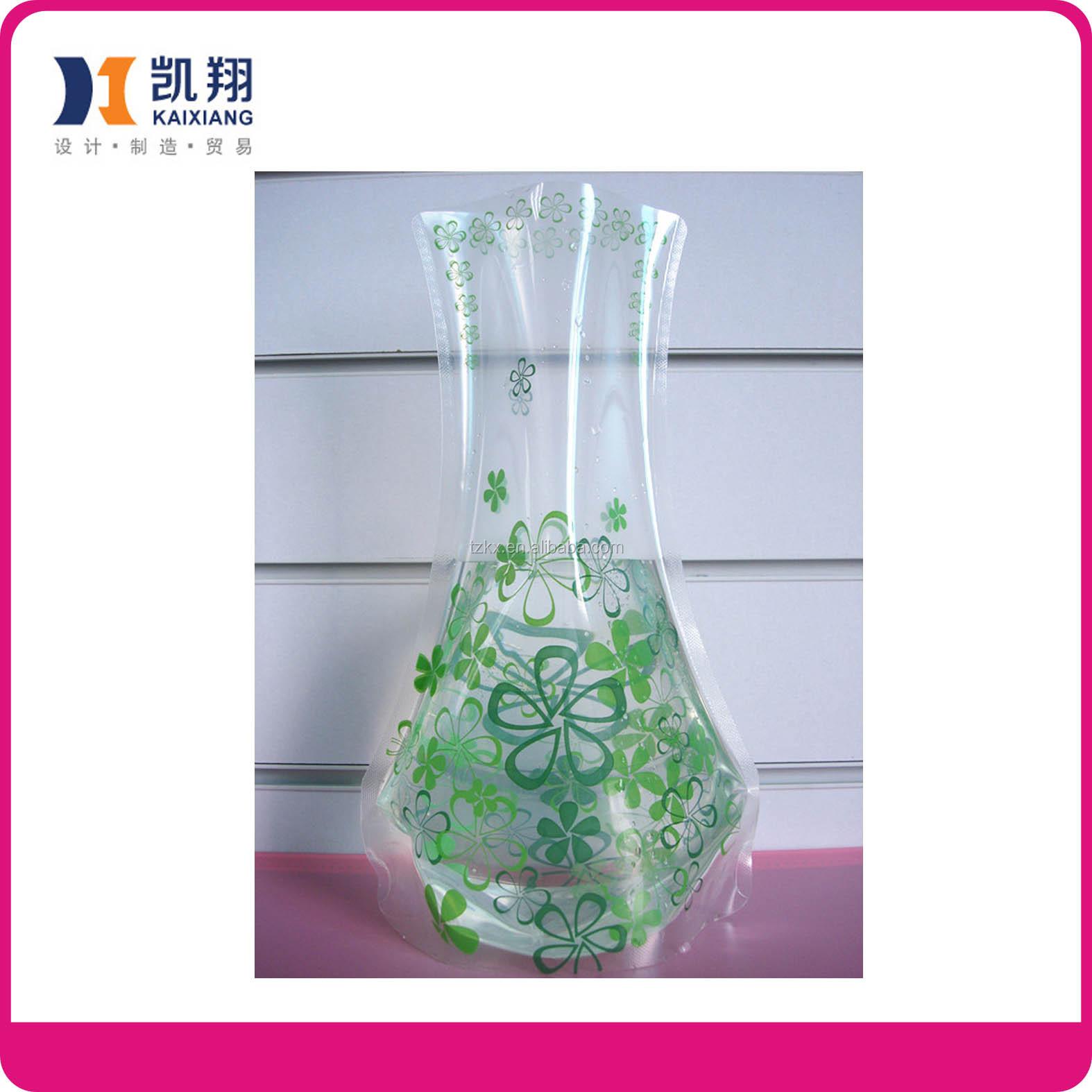 Plastic flower vase bag flat plastic vase cheap flower vases buy plastic flower vase bag flat plastic vase cheap flower vases reviewsmspy