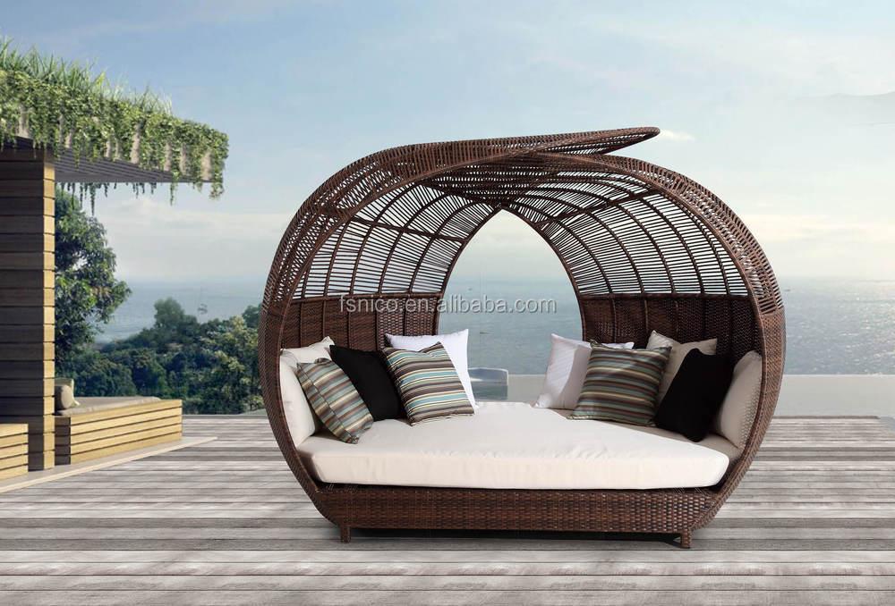 Stunning Wicker Canopy Bed Outdoor Sunbed Buy Wicker Sunbedwood Canopy With  Canopy Bed Outdoor.