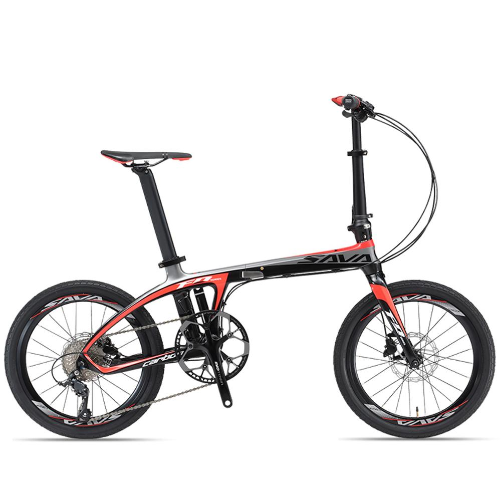 Stylish/Fashion 14/16/20 inch folding bike wholesale light weight carbon folding bike