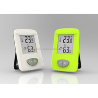New design hot sales indoor digital Thermometer and Hygrometer