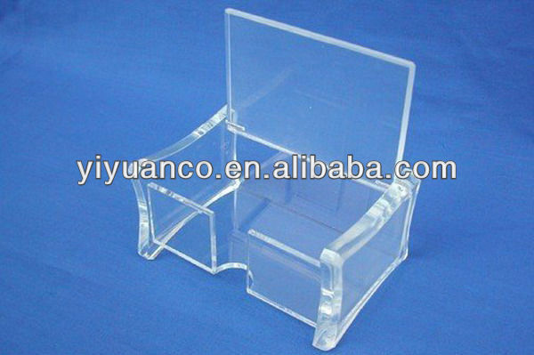 Clear acrylic napkin holder,acrylic napkin box