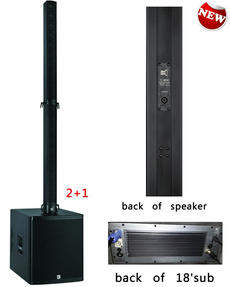 The Best Powered Line Array +slim Speakers For Home +active Line ...