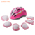 Best knee and elbow pads protective kit safety equipment gear roller skating kids