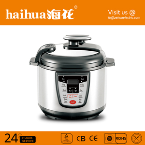 Hot sale & high quality mechanical control pressure cooker made in japan