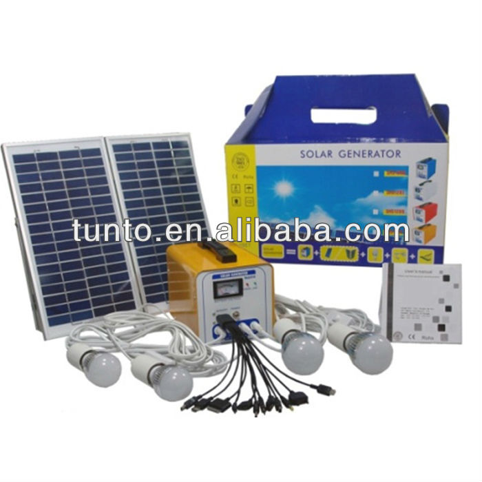 2014 factory direct portable solar panel