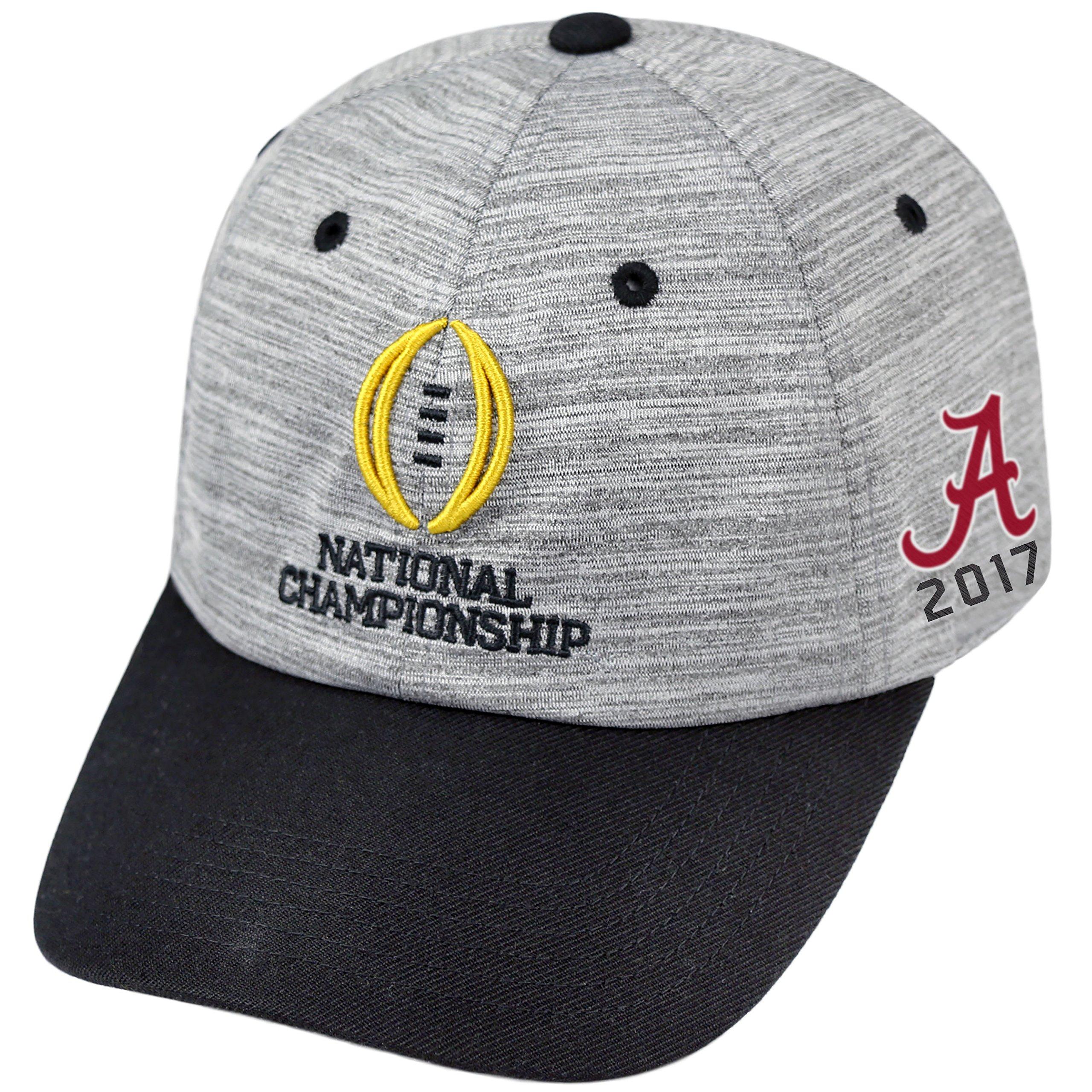 Alabama Crimson Tide 2017 College Football Playoff Championship Game Adj Hat Cap