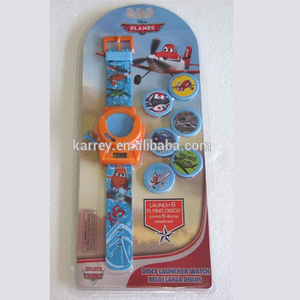 Cheap Flying Saucer toy watch made in china alibaba