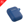 Silicone Airpods protective covers China supplier anti-fall design Skin feel protective case for Airpods