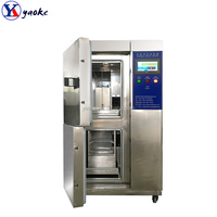 programmable cold and thermal shock test chamber price manufacturer