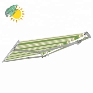 balcony sunshade Retractable Arm Awnings