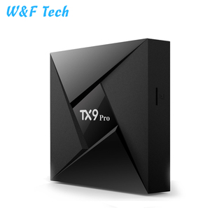 download user manual for android 7.1 set top box S912 Otca core 3GB 32GB tv box 2.4G dual WIFI TX9 PRO